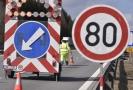 D10 u Brandýsa se večer opět uzavře kvůli bourání mostu