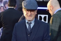 Steven Spielberg na premiéře filmu Ready player one.