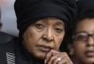 Zemřela druhá Mandelova manželka Winnie, bylo jí 81.