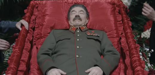 Snímek z filmu Ztratili jsme Stalina.