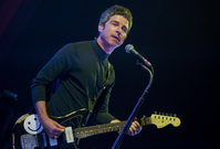 Skladatel skupiny Oasis Noel Gallagher.