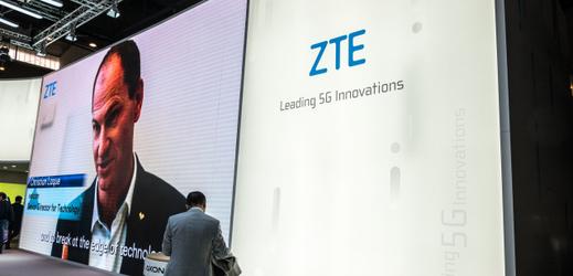 Výrobce telekomunikačních zařízení ZTE.