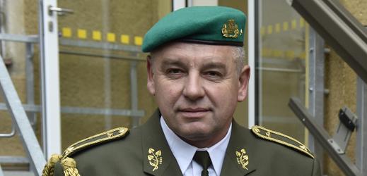 Brigádní generál Ing. Josef Kopecký.