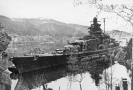Německá bitevní loď Tirpitz.