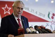 Soudruzi a soudružky, únor nebyl vítězný, ale prohraný, řekl Zeman komunistům