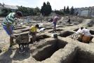 Archeologické vykopávky (ilustrační foto).