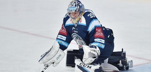 Roman Will ovládl brankářské statistiky letošního ročníku hokejové extraligy.