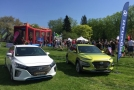 Společnost Hyundai podpořila překážkový běh Urban Challenge.