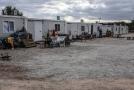 Uprchlický tábor, Řecko.