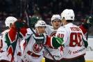 Hokejisté Kazaně ovládli KHL potřetí v klubové historii (archivní foto).