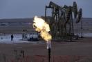 Těžba ropy v USA.