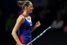 Karolína Plíšková začala ve Stuttgartu vítězně.