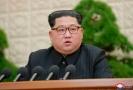 Kim Čong-un, vůdce Korejské lidově demokratické republiky.