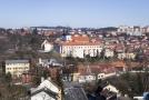 Město Třebíč.