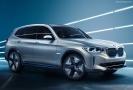 Mezi koncepty je i BMW iX3, vůz, který bude jezdit na čistě elektrický pohon.