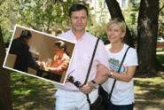 Skandální odhalení: Jan Hrušínský přistižen s jinou. Je manželce nevěrný?