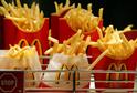 McDonald's, hranolky.