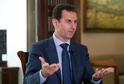 Bašár Asad, prezident Sýrie.