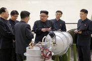 Kimovi se propadlo centrum pro jaderné testování, hlásí Čína