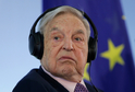 Miliardář maďarského původu George Soros.