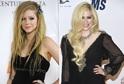 Zpěvačka Avril Lavigne je zpátky. Tyhle fotky dělí osm let.