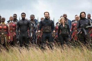 Ultimátní bitva: Všichni proti Thanosovi.