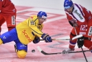 Švédi oplatili českým hokejistu porážku z Pardubic a zvítězili 3:1.