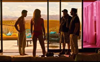 Snímek z filmu Pomsta.