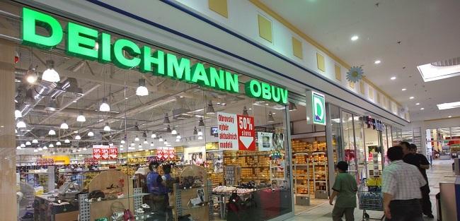 c483d616c0392 Tržby prodejen Deichmann v Česku stouply na dvě miliardy   Týden.cz