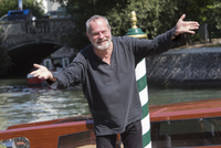 Režisér Terry Gilliam.