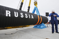 Plynovod Nord Stream.