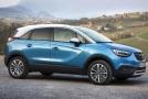 Opelovský design současnosti je znát i na modelu Crossland X.