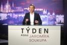 Generální ředitel televize Barrandov Jaromír Soukup.