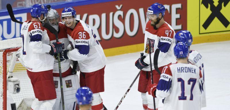 b157f59c3225d Hokejisté odehrají čtvrtfinále v Herningu bez ohledu na výsledek ...