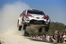 Mezi exponáty bude i Toyota Yaris WRC.