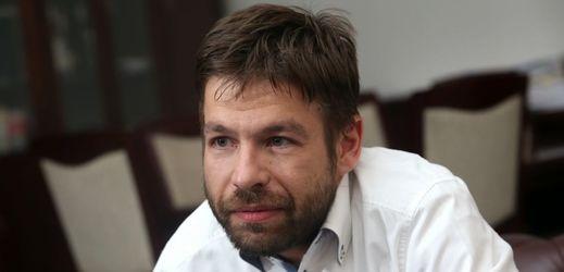 Ministr spravedlnosti Robert Pelikán, rebel v hnutí ANO.