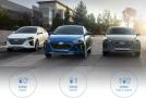Značka Hyundai se zúčastní se všemi třemi verzemi modelu Ioniq - Electric, Plug-in Hybrid a Hybrid.