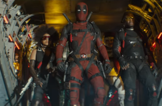 Deadpool a jeho tým X-Force.