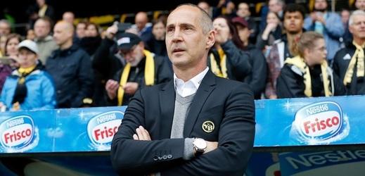 Adi Hütter ještě na lavičce Bernu, v nové sezóně bude trénovat Frankfurt.