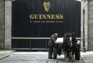 Slavný pivovar Guinness.