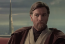 Ewan McGregor v roli Obi-Wana Kenobiho.