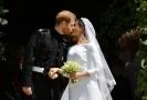 Princ Harry a jeho manželkavévodkyně ze Sussexu.