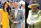 Přehlídka luxusních rób i slavných tváří. Kdo dorazil na královskou svatbu?