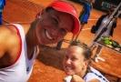 Smůla ve finále, Hláváčková a Strýcová titul v Římě nezískaly.