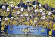 Švédsko obhájilo titul! Sen Švýcarů se rozplynul v nájezdech