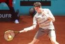 Raonic naposledy hrál v Madridu, na antuce už letos nenastoupí