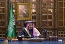 Saúdskoarabský král Salmán Ibn Abdal Azíz Saúd.