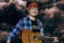 Britský popový zpěvák Ed Sheeran.