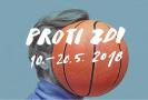 Přehlídka, která se konala na 12 místech Olomouce, měla letos motto Proti zdi.