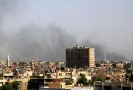 U Damašku se znovu začalo bojovat.